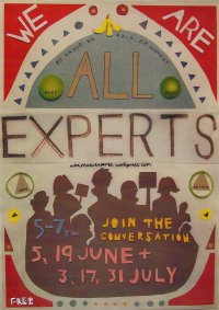 We are all experts