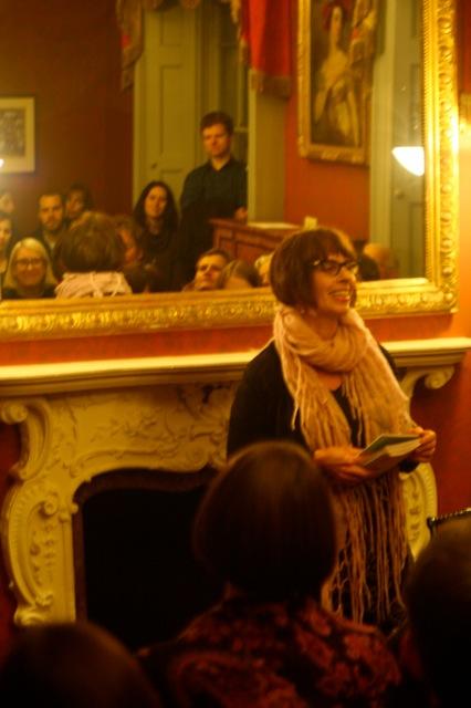 Jacqueline Saphra reads