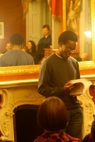 Kayo Chingonyi reads