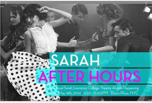 Sarah After Hours